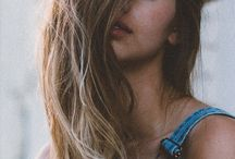 Hair / Hair style details