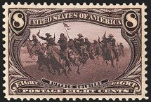 U.S. Postage Stamps / I have a collection of United States postage stamps. Spent many hours on this hobby of mine in the recent past. / by Ron Guy