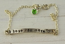 Little Girl Jewelry / by Something About Silver