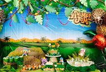 Animal Jam Birthday Party Supplies and Ideas / Go WILD with these Animal Jam birthday party ideas! These supplies and DIY party ideas are perfect for fans of the adorable game!