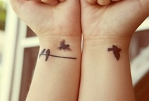 Tattoos / by Tessa Scherf