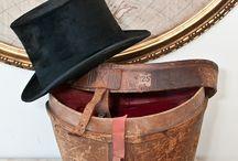 Hats / by Anna Pereira