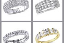 Wedding - Diamond Wedding Bands / 0