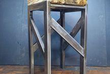 industrial krzesla