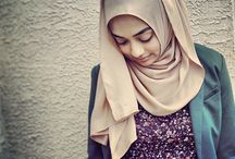 Hijab Fashion:)