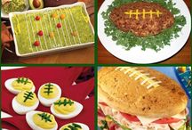 Football Party / Throw a football or tailgate party in style with the inspiration from this board. / by Angie Countrychiccottage
