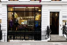 Kingsman/Huntsman / A little shop on Savile Row