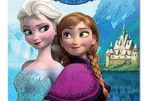 Disney Frozen / by Penwizard