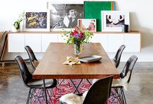 Flat - Dining room / by Bulldozer