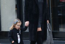 Love Cute Celebrity children and parents / A world of #cute #celebrity #children