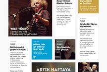 webdesign newspage
