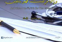 Quran Verses - English