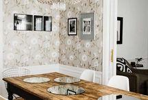 Столовая   Dining room