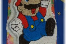Birthday:  Super Mario Brothers / by Donna Coy