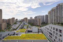 housing urban complex