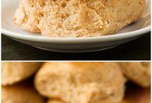 Breads / by Bekah Cope