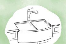 Kitchen Sinks & Accessories