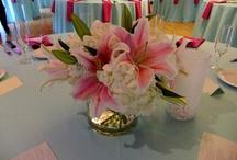 Short Flower Centerpieces