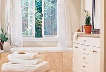 Bathroom Remodel Ideas / I may like the whole look, or only one small part of it.
