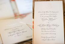 Invitations :: Simple ~ Classic ~ Elegant