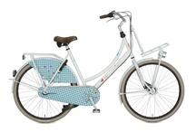 Nieuwe fiets Jul