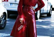 my Favorite Fashion Editors style