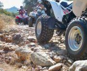 Quad Safari in Crete / Explore the unknown parts of Crete with our ATV quad safari tour for real off-road adventure!! #goxplore #goexplorecrete #tours #toursincrete #hersonissos #chersonissos #quad #quadbikes #atv  #extreme #mountains #offroad #quadtour #atvsafari #holidayscrete  #excursioncrete   #allincrete #crete #travelcrete #crete2018 #creteisland #visitcrete #safari #safaritour #safariride