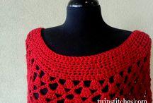 ponco a sveter