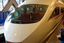 Romance car, super Hakone runs on Odakyu line!