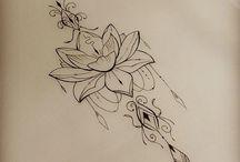 diseño tatoo