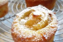 Almonds friands