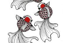 balık desen