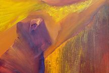 toile, paintings
