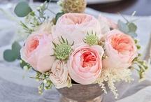 Blomster til bryllup / Inspo til bryllup