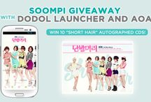 AOA's Giveaway!