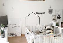 赤ちゃんの部屋