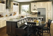 Kitchen & Dining Rooms / by Sheri Benny