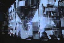 Perfume SXSW Projection