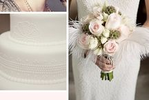 Great gatsby wedding ideas...