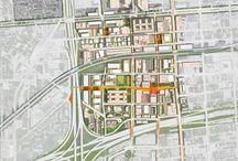 Architecture Plan / Plans Top,Side,Front