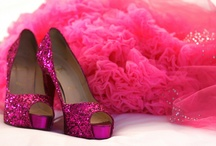 Pretty In PINK  / I Love Being A Girly Girl! All Things Pink! / by Allyson James