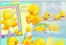 Happy Quackers / .