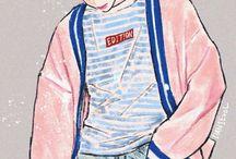 Kpop fanart