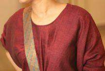 Linen Fashion / http://instagram.com/waredashah/