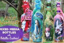 mixed media || decoration