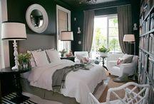 bedroom / by Tessa Derry