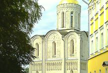 Churches of Russia / These are some Churches from Vladimir, Suzdal, and Kazan Russia. For more information visit hague6185.wordpress.com