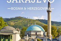 Travel Bosnia & Herzegovina / #travel #inspiration all over #bosnia #herzegovina #citytrips #roadtrips #sightseeing and more