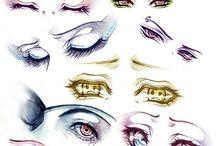 1_Les yeux