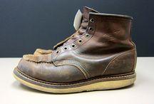 Man footwear / by Matt Defazio